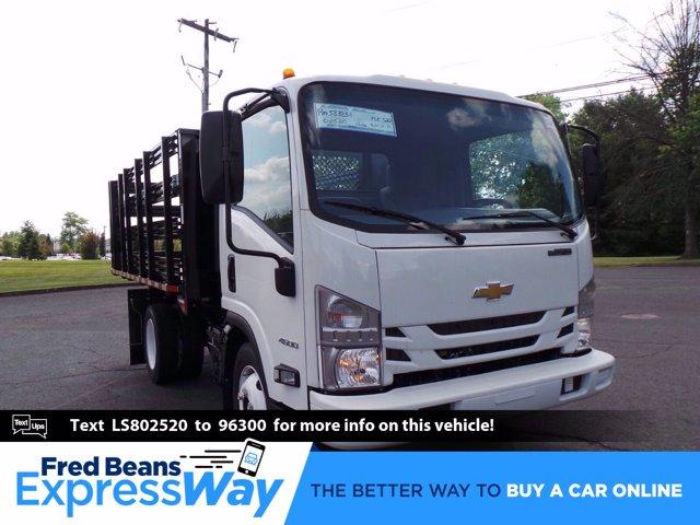 2020 Chevrolet LCF 4500 Regular Cab DRW 4x2, Morgan Stake Bed #CK003 - photo 1
