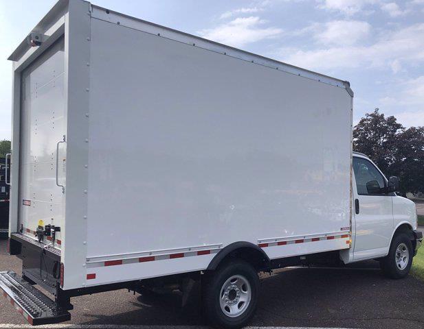 2021 Chevrolet Express 3500 4x2, Morgan Cutaway Van #CK1011 - photo 1