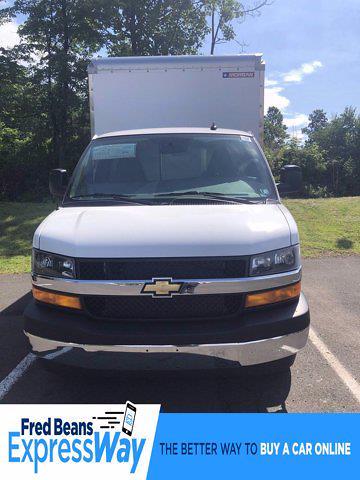 2021 Chevrolet Express 3500 4x2, Morgan Cutaway Van #CK1012 - photo 1