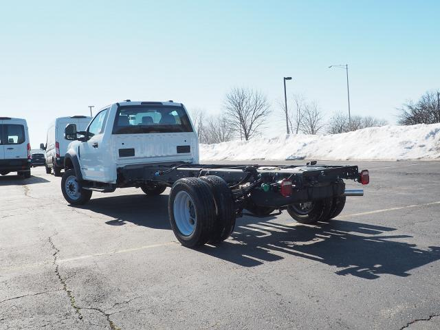 2020 Ford F-550 Regular Cab DRW 4x4, Cab Chassis #L1083 - photo 5