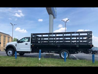 2020 Ford F-550 Regular Cab DRW 4x4, Cab Chassis #L1083 - photo 1