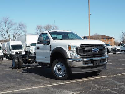 2020 Ford F-550 Regular Cab DRW 4x4, Cab Chassis #L1083 - photo 3