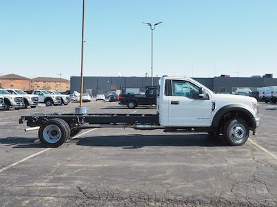 2020 Ford F-550 Regular Cab DRW 4x4, Cab Chassis #L1083 - photo 2