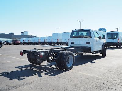 2020 Ford F-550 Regular Cab DRW 4x4, Cab Chassis #L1083 - photo 4