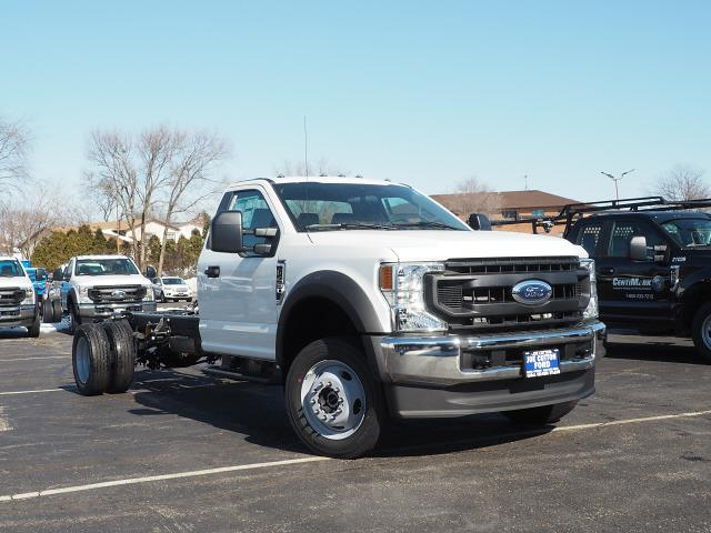 2021 Ford F-450 Regular Cab DRW 4x4, Cab Chassis #L1105 - photo 1