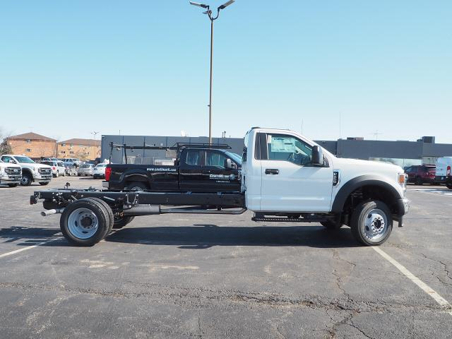 2021 Ford F-450 Regular Cab DRW 4x4, Cab Chassis #L1105 - photo 3
