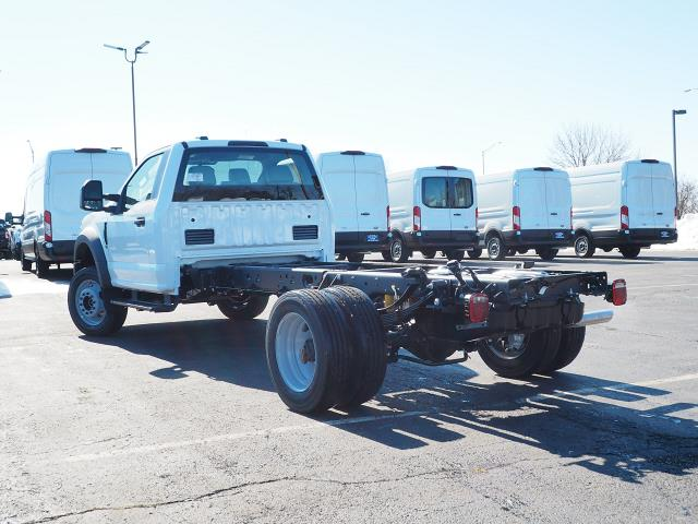 2021 Ford F-450 Regular Cab DRW 4x4, Cab Chassis #L1105 - photo 4