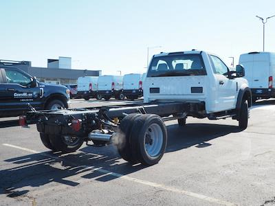 2021 Ford F-450 Regular Cab DRW 4x4, Cab Chassis #L1105 - photo 2