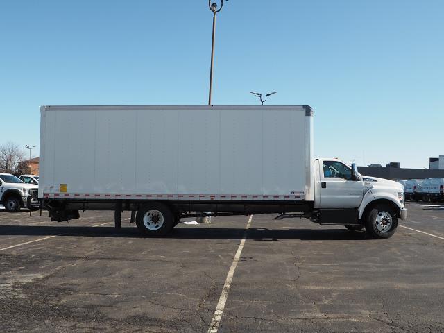 2021 Ford F-650 Regular Cab DRW 4x2, Morgan Dry Freight #L1114 - photo 3