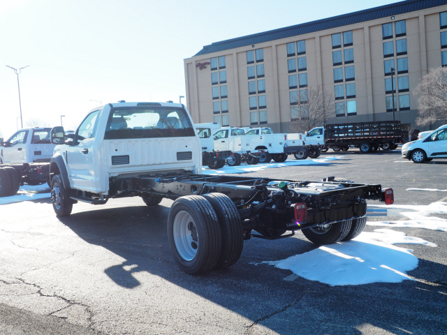 2021 Ford F-550 Regular Cab DRW 4x4, Cab Chassis #L1118 - photo 1