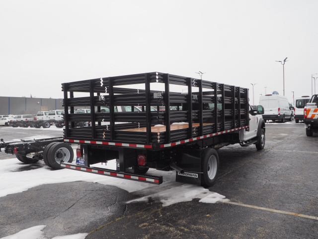 2021 Ford F-550 Regular Cab DRW 4x2, Stake Bed #L1132 - photo 1