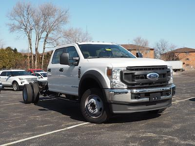 2021 Ford F-450 Crew Cab DRW 4x4, Cab Chassis #L1149 - photo 1