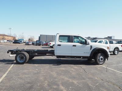 2021 Ford F-450 Crew Cab DRW 4x4, Cab Chassis #L1149 - photo 3