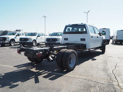 2021 Ford F-450 Crew Cab DRW 4x4, Cab Chassis #L1149 - photo 2