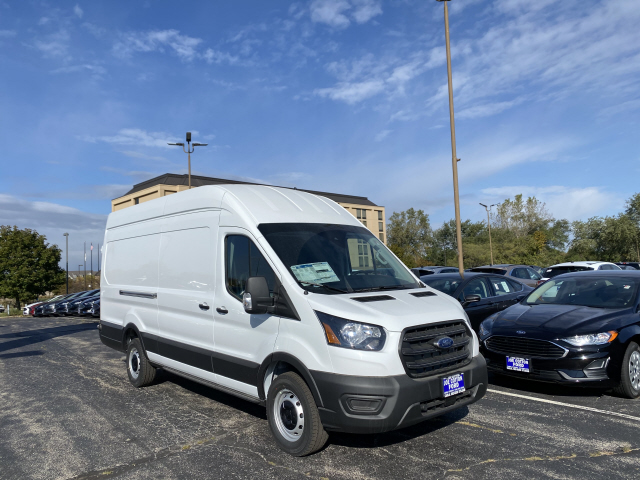 2020 Ford Transit 350 High Roof 4x2, Empty Cargo Van #T2640 - photo 1