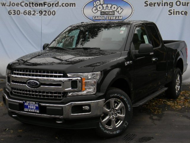 2018 F-150 Super Cab 4x4,  Pickup #T8057 - photo 1