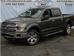 2018 F-150 Crew Cab 4x4 Pickup #T8073 - photo 1