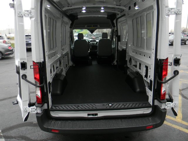 2018 Transit 150 Med Roof 4x2,  Empty Cargo Van #T8139 - photo 2