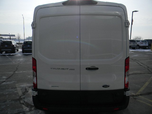 2018 Transit 250 Med Roof 4x2,  Empty Cargo Van #T8163 - photo 10
