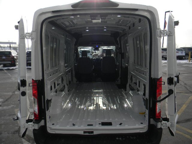2018 Transit 250 Med Roof 4x2,  Empty Cargo Van #T8163 - photo 2