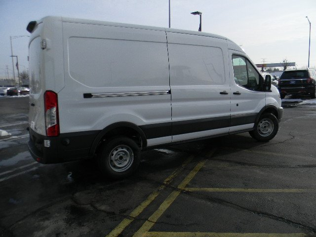 2018 Transit 250 Med Roof 4x2,  Empty Cargo Van #T8163 - photo 8