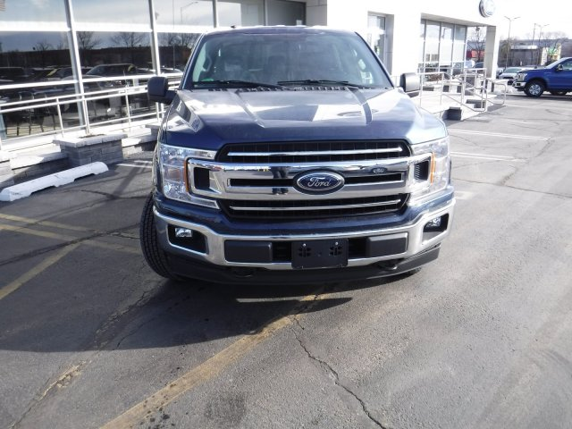 2018 F-150 SuperCrew Cab 4x4, Pickup #T8166 - photo 3