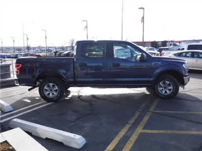 2018 F-150 SuperCrew Cab 4x4, Pickup #T8166 - photo 5