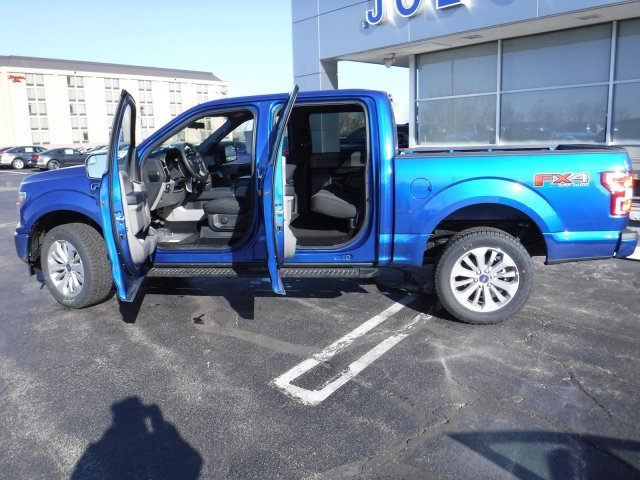 2018 F-150 Crew Cab 4x4, Pickup #T8253 - photo 18