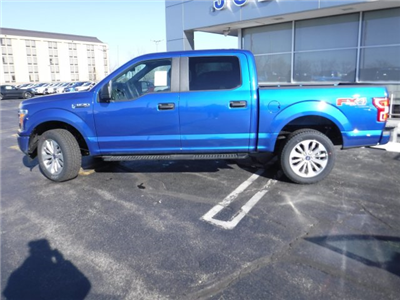 2018 F-150 Crew Cab 4x4, Pickup #T8253 - photo 5