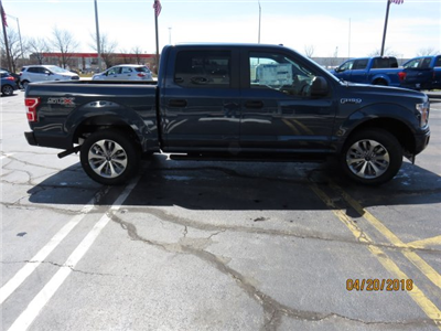 2018 F-150 SuperCrew Cab 4x4,  Pickup #T8328 - photo 7