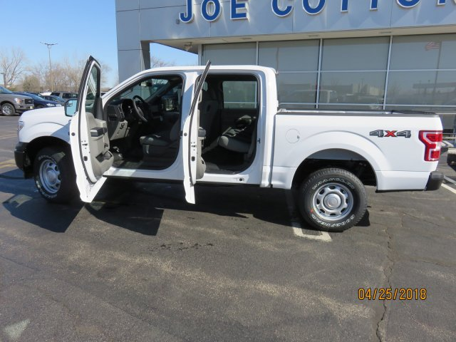2018 F-150 SuperCrew Cab 4x4,  Pickup #T8376 - photo 17