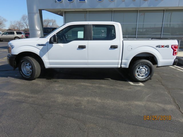 2018 F-150 SuperCrew Cab 4x4,  Pickup #T8376 - photo 4