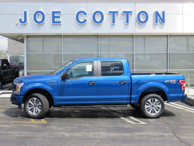 2018 F-150 SuperCrew Cab 4x4, Pickup #T8396 - photo 1