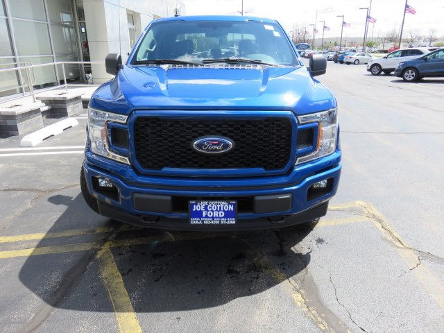 2018 F-150 SuperCrew Cab 4x4, Pickup #T8396 - photo 3