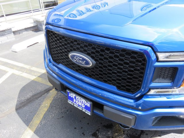 2018 F-150 SuperCrew Cab 4x4, Pickup #T8396 - photo 4