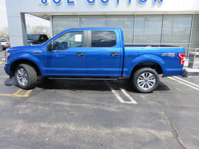 2018 F-150 SuperCrew Cab 4x4, Pickup #T8396 - photo 5