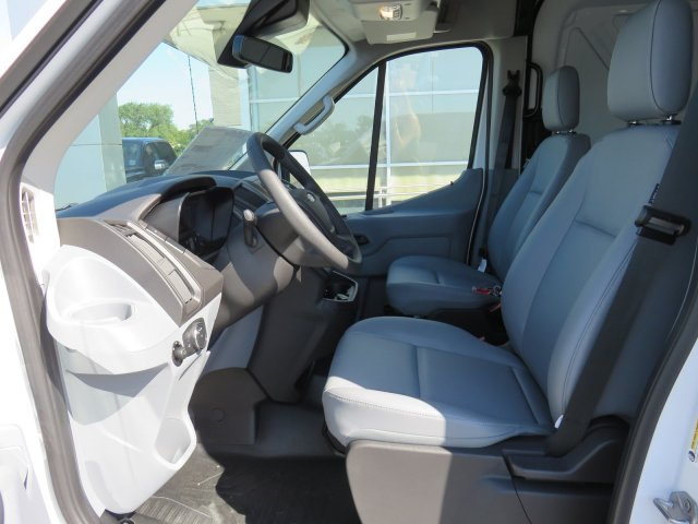 2018 Transit 250 Med Roof 4x2,  Empty Cargo Van #T8515 - photo 14