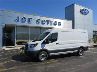 2018 Transit 250 Med Roof 4x2,  Empty Cargo Van #T8515 - photo 3