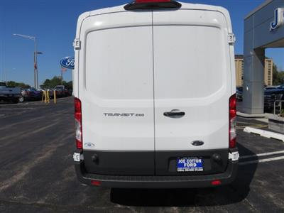 2018 Transit 250 Med Roof 4x2,  Empty Cargo Van #T8515 - photo 10