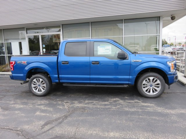 2018 F-150 SuperCrew Cab 4x4,  Pickup #T8722 - photo 1