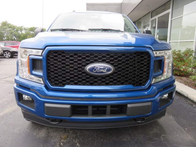 2018 F-150 SuperCrew Cab 4x4,  Pickup #T8722 - photo 5