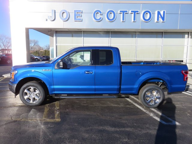 2018 F-150 Super Cab 4x2,  Pickup #T8780 - photo 3
