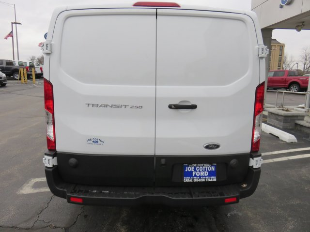 2019 Transit 250 Low Roof 4x2,  Empty Cargo Van #T9074 - photo 13