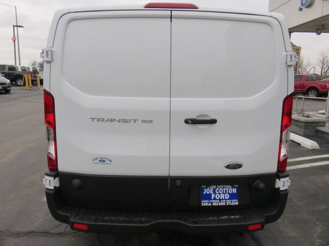 2019 Transit 150 Low Roof 4x2,  Empty Cargo Van #T9075 - photo 9