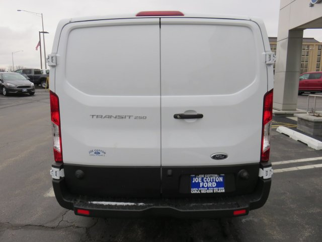 2019 Transit 250 Low Roof 4x2,  Empty Cargo Van #T9083 - photo 9
