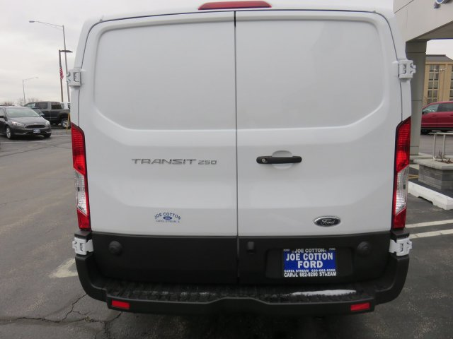 2019 Transit 250 Low Roof 4x2,  Empty Cargo Van #T9093 - photo 14