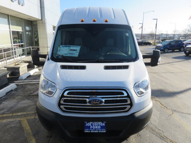 2019 Transit 350 HD High Roof DRW 4x2,  Empty Cargo Van #T9124 - photo 4