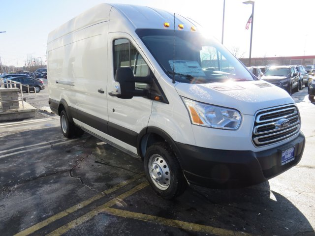 2019 Transit 350 HD High Roof DRW 4x2,  Empty Cargo Van #T9124 - photo 6