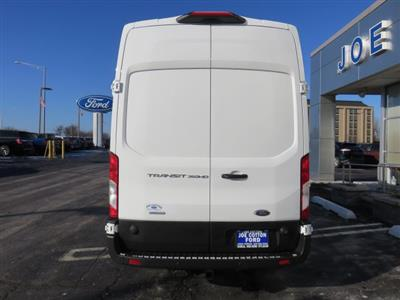 2019 Transit 350 HD High Roof DRW 4x2,  Empty Cargo Van #T9124 - photo 10