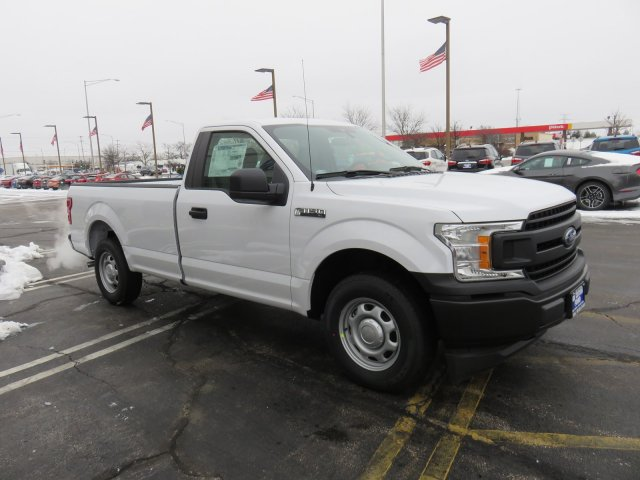 2019 F-150 Regular Cab 4x2,  Pickup #T9140 - photo 5